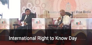international right to know day banner