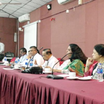 8th Public Sitting for Public Officers of the Trincomalee District
