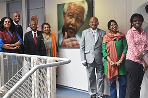 Centre for Human Rights hosts members of the Sri Lankan Right to Information Commission