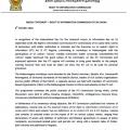 Media Statement (08-10-2019)